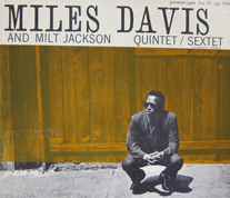 Miles Davis and Milt Jackson Quintet/Sextet. All images are copyrighted by their respective copyright owners.